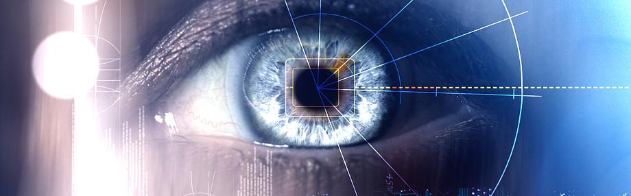 Custom Created Ocular Prosthetics
